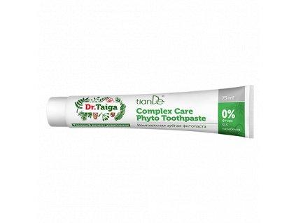 Komplexní zubní fyto-pasta Dr. Taiga 75 ml  Body: 5,5