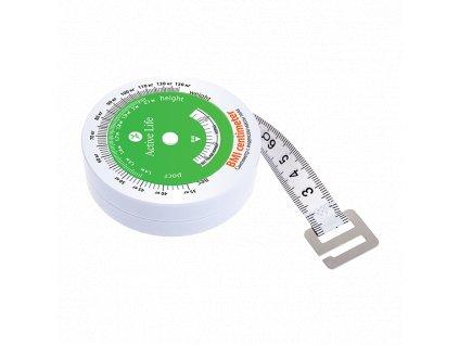 Metr s indexem tělesné hmotnosti 1 ks  Body: 3,0