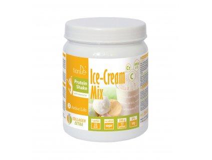 Koktejl proteinový Slim Hondro Mix Zmrzlina 300 g 4. KLOUBY, EXP 10/20  Body: 23,0