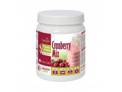 Koktejl proteinový Slim Cardi Mix Brusinka 300 g 3. SRDCE-CÉVY  Body: 23,0