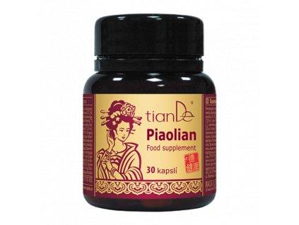 Funkční komplex Pjaoljan - Pro silné vlasy, krásné nehty a zářivou kůži 1 ks/30 kapslí  Body: 12,6
