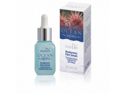 Hyaluronové sérum na obličej Ocean Riches 25 ml  Body: 13,0