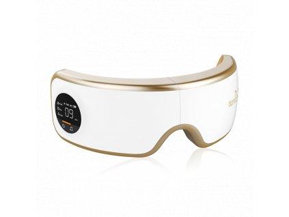 Vibrační masážní pomůcka na oči - Speciální brýle  Body: 25,0