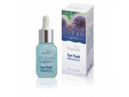 Fluid (sérum) na oční víčka Ocean Riches 25 ml  Body: 14,0