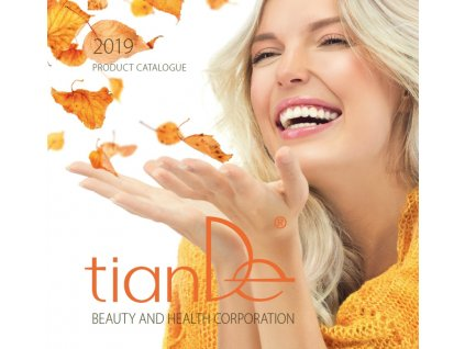 tianDe Catalog2019 Cover