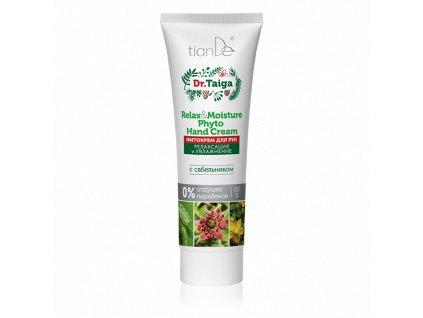 Fytokrém na ruce Relaxace a hydratace Dr. Taiga 80 g EXP 12/20  Body: 3,0
