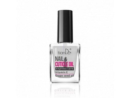 Olej na nehty a nehtovou kůžičku 10 ml  Body: 4,5