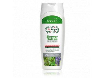 Bylinný sprchový gel pro citlivou pokožku Dr. Taiga 250 g  Body: 5,0