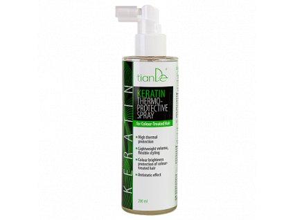 Termoochranný sprej s keratinem pro barvené vlasy 200 ml  Body: 8,5