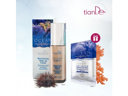 Ocean riches hydratacni baze pod make up pletova maska