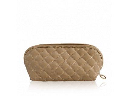 Kosmetická taška_Oliva, 1ks  Body: 6,0