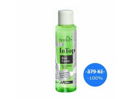 Dárky Výživná pleťová voda InTop 15511