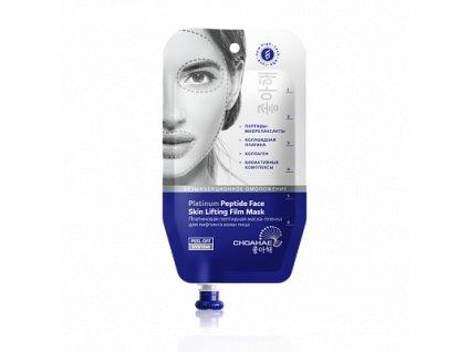 Platinová peptidová slupovací maska na lifting pleti, 60ml  Body: 18,0