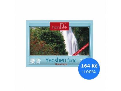 Dárky Kosmetická fytonáplast Yaoshen Forte