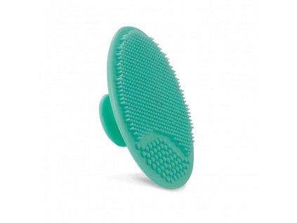Houba na mytí a masáž obličeje - zelená (TM Eco De Viva) 980165/02