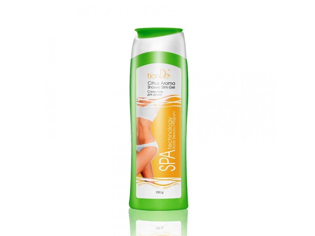 Zeštíhlující sprchový gel Citrus Aroma