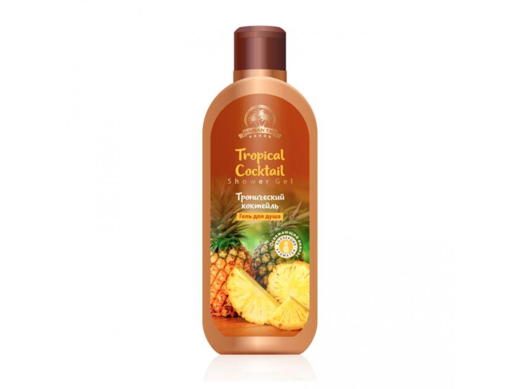 Sprchový gel Tropický koktejl