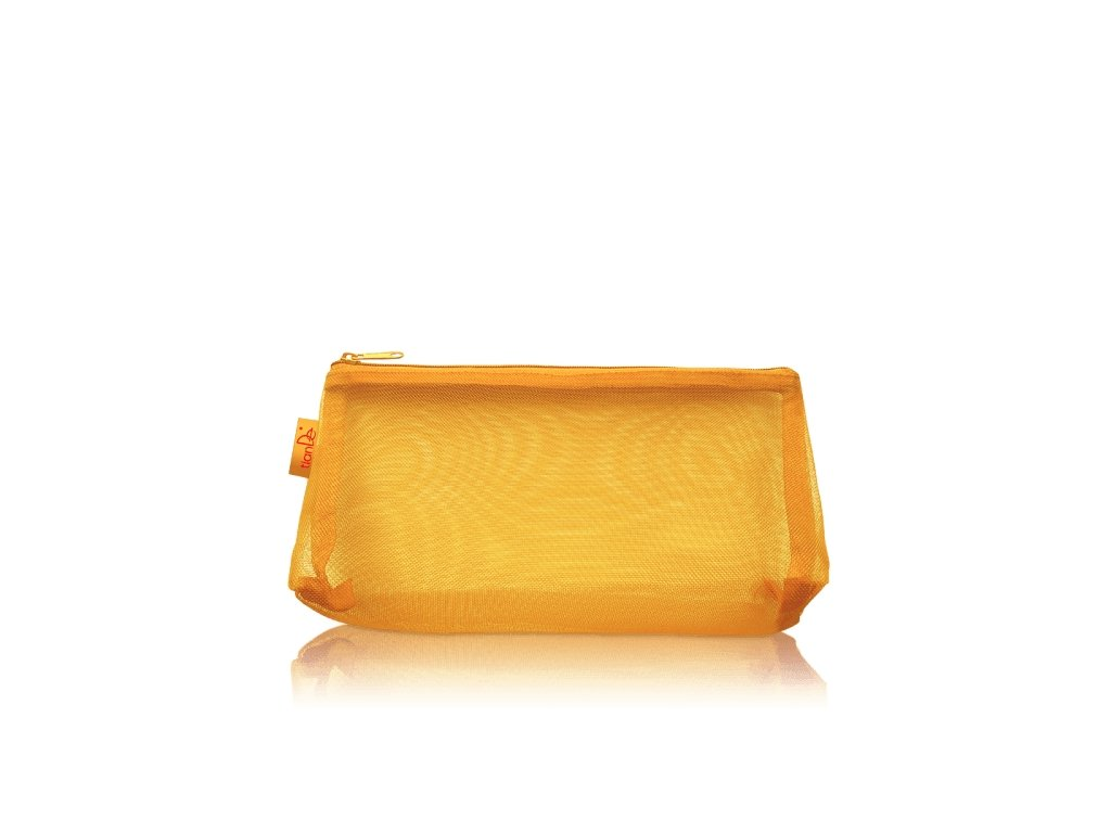Taštička na kosmetiku TianDe zlatá, 1 ks  Body: 4.40
