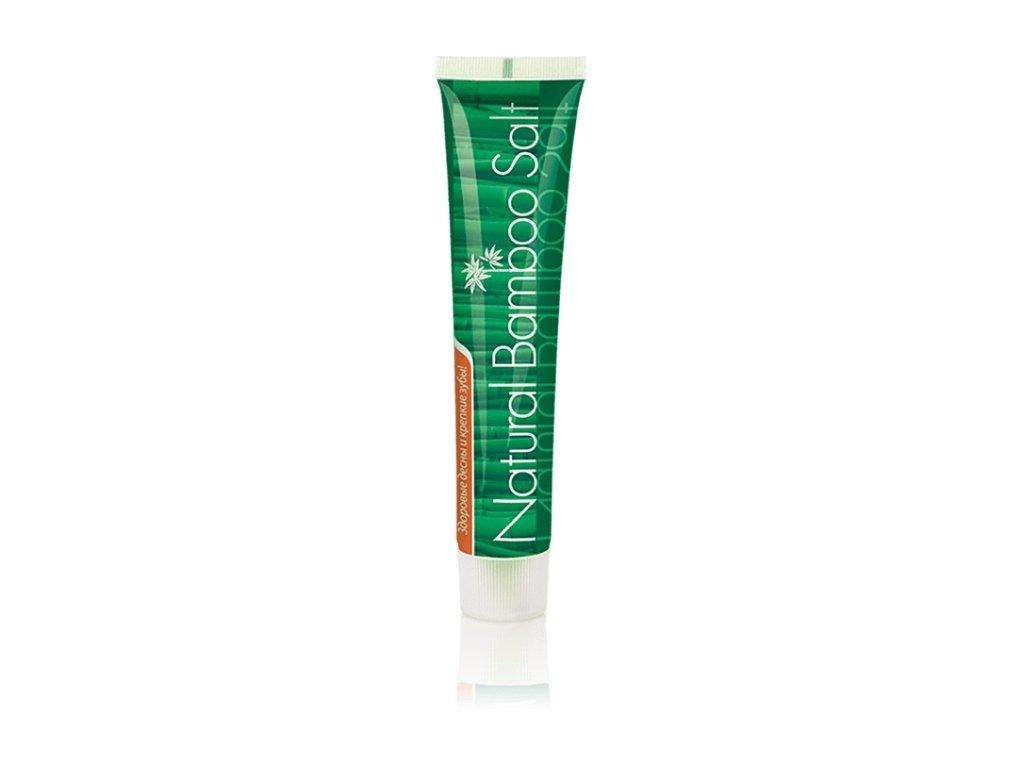 Zubní gel Přírodní bambusová sůl