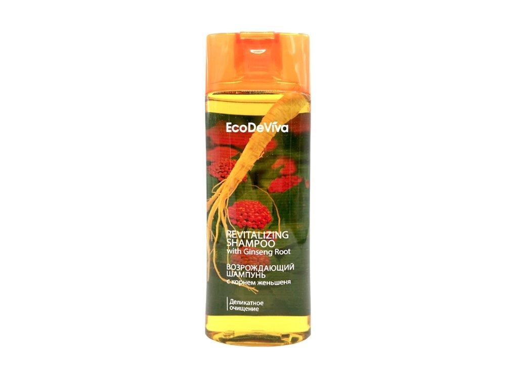Regenerační šampon s kořenem ženšenu 200 ml