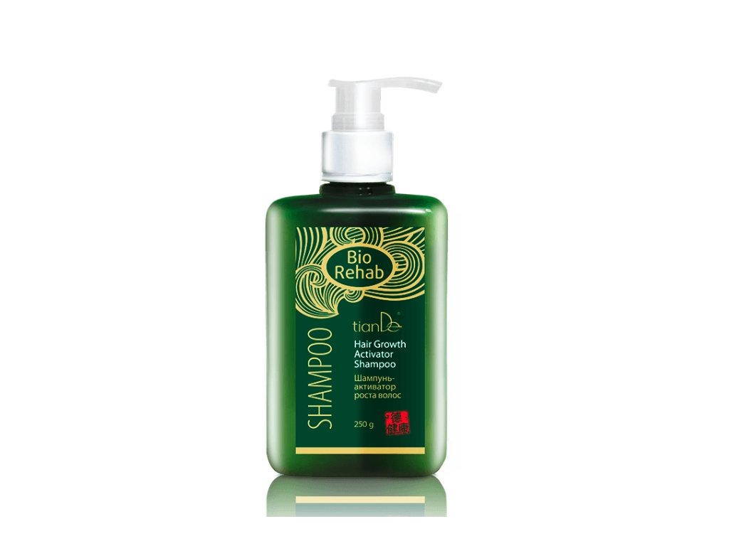 Šampon aktivátor růstu vlasů