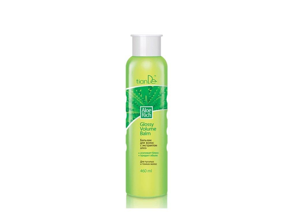 Balzám na vlasy s extraktem z aloe