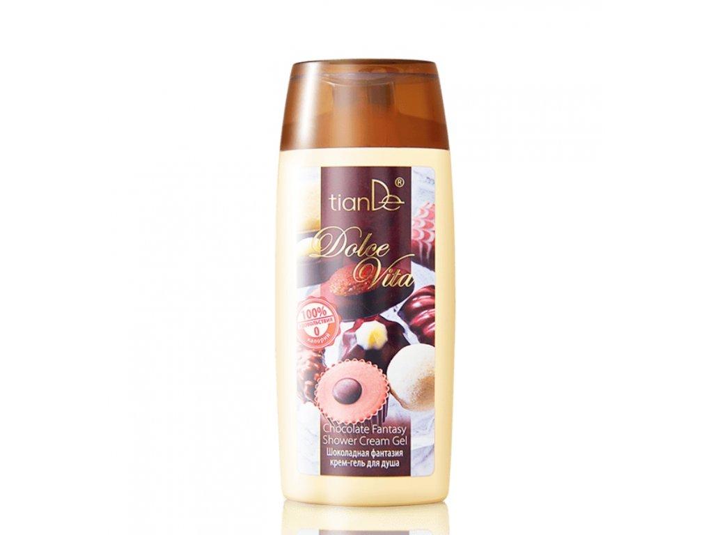 Sprchový krémový gel Čokoládová fantazie