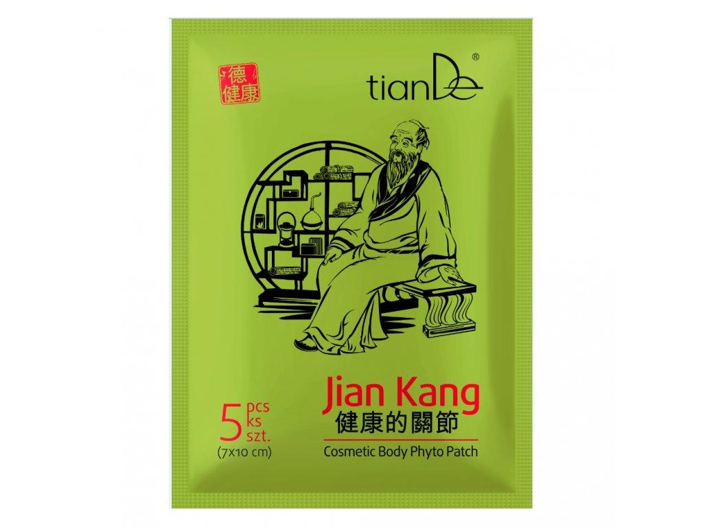 Jian Kang nový