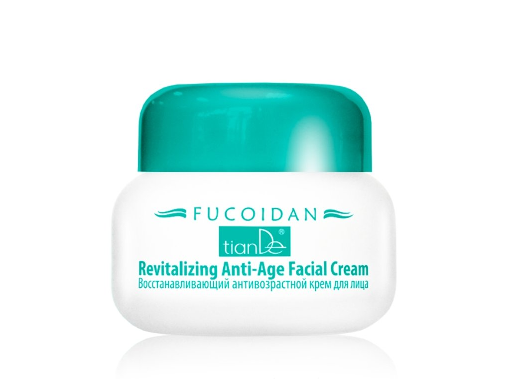 Revitalizační anti aging krém na obličej