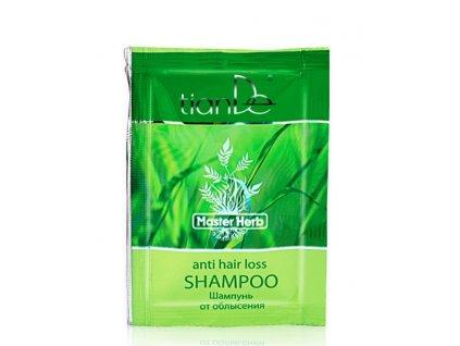 Šampón na padající vlasy, 8 ml  Body: 0.10