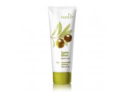 Krém na ruce Slunečné olivy