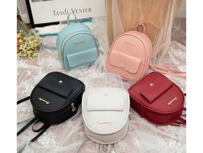 Dámsky multifunkčný batoh kabelka- viac farieb (Farba Biela)