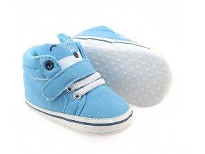 Dětské boty- dětské capáčky pro chlapce a dívky do kočárku více barev- VÝPRODEJ SKLADU (Barva: tmavě modrá, Varianta: 3)