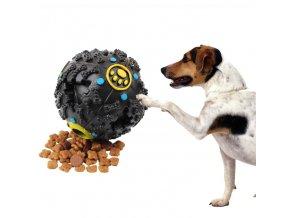 Hračka pre psa - loptička na maškrty S, M, L (Velikost L)