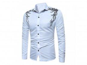 Pánská slim fit košile (Vel S)