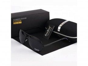 Pánské moderní letní sluneční brýle (Barva Stříbrná)