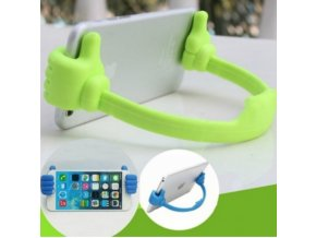 Praktický flexibilní držák telefonu - různé barvy - SLEVA 70% (Barva Žlutá)