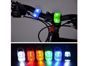 Pre deti- LED svetlo na kolo- viac farieb (Farba Biela)