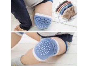 Pro děti- protiskluzové chrániče kolen s motivem- více barev (Varianta: 5)