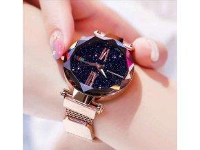 Pre ženy- dámske hodinky farebné Moderné hodinky viac farebných - Darčeky na Vianoce (Farba Fialová)