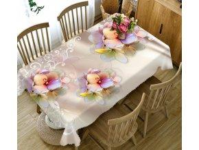 Kuchyňa- Luxusný 3D obrus na stôl vice veľkosti