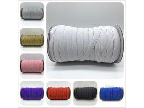 Guma, prádlová guma guľatá 450cm
