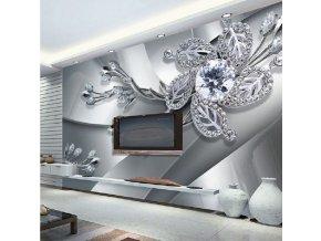 Tapety na stenu - Luxusní samolepiace tapeta dekorácie