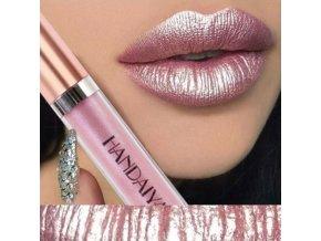 Pre ženy - kozmetika - holografický lesk na pery - darček pre ženy