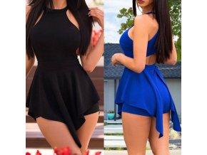 Dámske oblečenie - dámske šaty - overal - elegantný overal - letné šaty