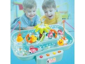 Deti - hračky pre deti - stolná hra - chytanie rýb - detská stolová hra chytanie rýb - darček pre deti