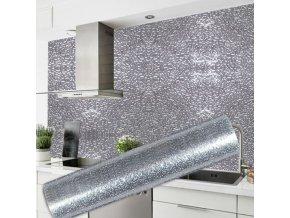 Kuchyňa - tapety - samolepiace tapety - tapety na stenu - hliníková fólia do kuchyne - fólie