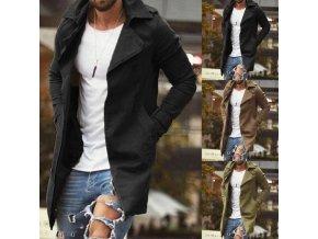 oblečenie - pánske oblečenie - kabát - pánsky kabát - pánsky ležérne kabát - pánska bunda