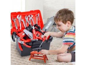 deti - hračky pre deti - hračky pre chlapcov - náradie - DETSKÉ NÁRADIE - sada detského náradia 35 ks - vzdelávacie hračky