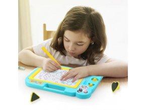 Deti - hračky - hračky pre deti - magnetická tabuľa - detská magnetická tabuľka na maľovanie - maľovanie - vianočný darček